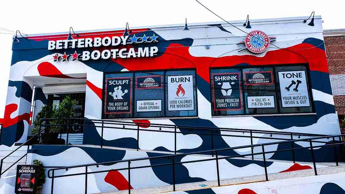Whitestone Better Body Bootcamp